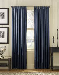 Amazing Double Blue Dark Bedroom Curtains For Single White Windows Bedroom  White Wooden Frames Also Beautiful Artwork Pictures Attach On White Wall  Panels ...