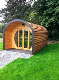 outdoor office pod. Outdoor Office Shed Prefab Backyard 5 Meter Camping Pod Garden . G