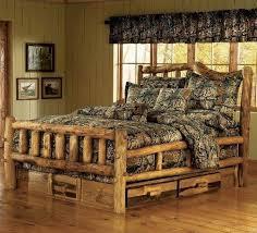 How to Build a Log Bed – Tutorial | Home Design, Garden ...