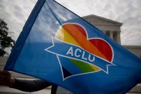 Aclu on gay marriage