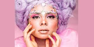 the theatre makeup artist