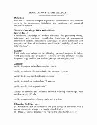 Examples Of Abilities Resume Skills And Abilities Example Elegant Skills And Abilities In 11