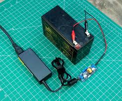 Laptop Charger Circuit Design How To Make A 12v Battery Charger 5 Steps With Pictures