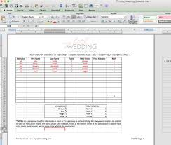 New Tools Launched On Mhw: A Downloadable Wedding Guest List ...