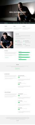 resume template designs creatives psd web graphic designer resume template