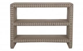 burlap furniture. bretton burlap shelf casegoods furniture