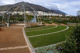 demonstration garden green point park