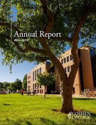 gc annual report 2014 15 by goshen college issuu