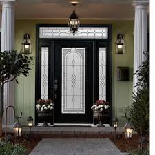 black front door with sidelightsHome Depot Front Entry Doors With Sidelights Download Page