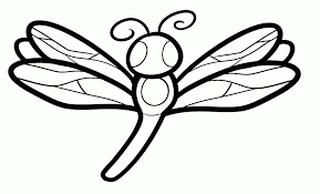Small Picture Dragonfly Coloring Pages Coloring Home