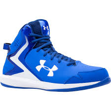 under armour mens basketball shoes. under armour men\u0026rsquo;s lockdown basketball shoes - team royal under armour mens