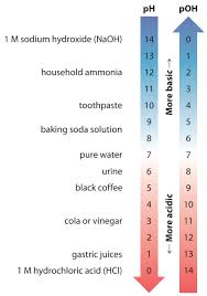 16 3 Self Ionization Of Water And The Ph Scale Chemistry