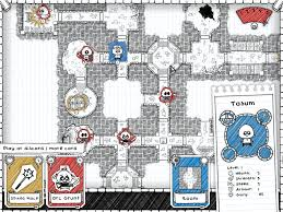 Draw A Dungeon On Graph Paper In Guild Of Dungeoneering News Indie Db