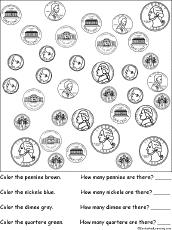 Uk australia middle east الشرق الأوسط. Us Coins Enchanted Learning