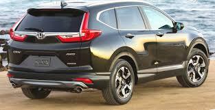 2018 Honda CRV Release Date Canada, Honda Crv Colors,  Release N