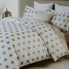 red polka dot comforter