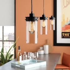 pendulum lighting in kitchen. Kitchen Pendant Lighting Over Island With Regard To You Ll Love Wayfair Design 16 Pendulum In