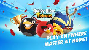Angry Birds Friends MOD APK 9.5.1 (Unlimited Boosters) Download