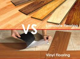 vinyl plank flooring vs laminate house great wood floor