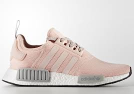 adidas shoes nmd womens. adidas women\u0027s nmd r1 $130. color: vapour pink/running white/aluminum shoes nmd womens n