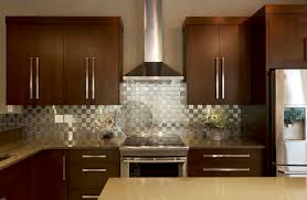 Metal Wall Tiles For Kitchen Easy Install Stainless Steel Backsplash Stainless Steel Blog