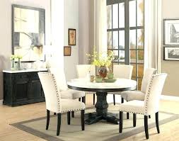 round kitchen table sets for 6 white round dining table set medium size of and 6