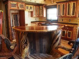rustic kitchen cabinets. Rustic Oak Kitchen Cabinets Cabin