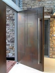 Great Modern Single Front Door Designs For Houses 17 Best Ideas