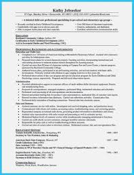 14 Exciting Parts Of Invoice And Resume Template Ideas