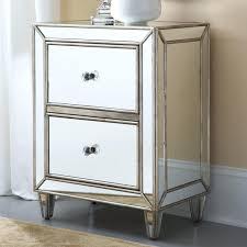 Cheap Nightstands Mirror And Wood Nightstands Mirrored Dresser Cheap