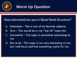 le cstpg navy rank structure purpose this lesson introduces  5 how interested