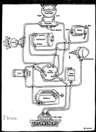 panhead and flathead site electrical wiring diagrams