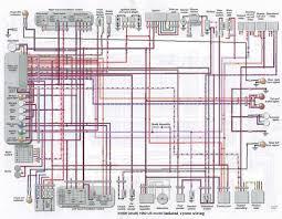 cycom yamaha virago 1100 service manual pdf at Yamaha Virago 535 Wiring Diagram