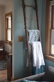 Ladder quilt rack   Furniture & Decor   Pinterest   Decorating ... & Ladder quilt rack Adamdwight.com