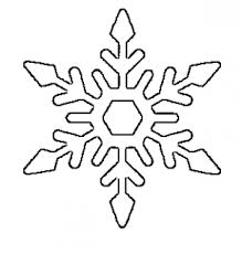 Free Printable Snowflake Templates – Large & Small Stencil ... & Free Printable Snowflake Templates – Large & Small Stencil Patterns Adamdwight.com