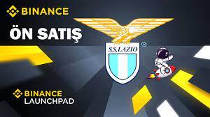 Binance Launchpad Lazio Fan Token - Binance Ön Satış Nasıl Yapılır? -  YouTube
