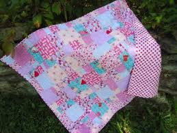 Waterwheel House Quilt Shop: machine quilting & This is a baby quilt using the