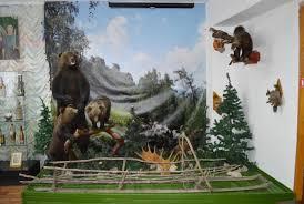 отчет по музейной практике На заднем плане диорамы изображён пейзаж присущий нашей местности он оформлен преподавателями художественной школы п Лобва Еленой Шишкиной и Светланой