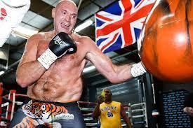 Tyson Fury wil vuisten met Anthony ...
