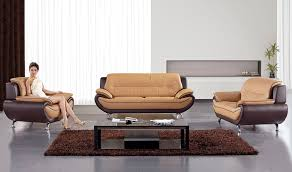 brown leather sofa sets. Exellent Sets Aldo Camel Brown Leather Sofa Set Inside Sets F