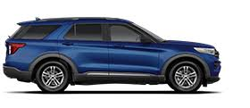2021 Ford® Bronco <b>Big Bend</b> SUV | Model Details & Specs