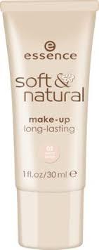 soft natural make up sand beige 02 30 ml essence