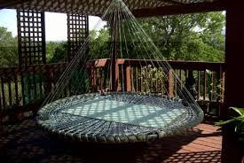 Swing Yourself To Sleep Hanging Beds Freshome Com