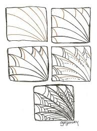 Easy Zentangle Patterns Custom Image Result For Easy Zentangle Patterns For Beginners Step By Step