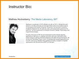 artist biography bio exles teacher sle template useful visualize professional sles makeup ex