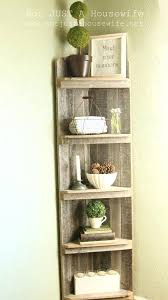 wall corner decoration ideas lovely bathroom corner decor 3 furniture ideas best shelving on shelf architecture