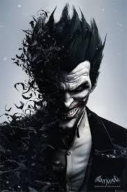 Batman Arkham Origins Joker Plakát Obraz Na Zeď Posterscz