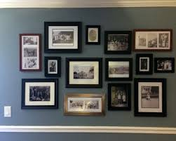Diy Photo Frame Collage Ideas Picture Wall