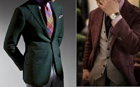 tailored suits colours to know 5