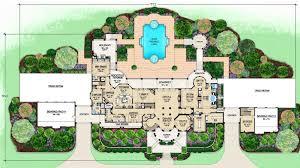solarium house floor plan mediterranean house plans modern stock floor small luxury momchuri
